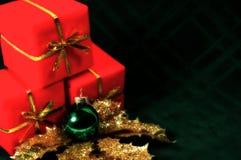 Weihnachtsunschärfe lizenzfreie stockfotos
