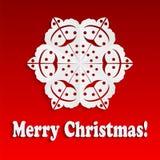 Weihnachtsurlaubsgrüße Lizenzfreie Stockbilder