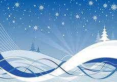 Weihnachtsvektor Stockbild