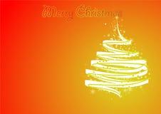 Weihnachtsvektor Stockfoto