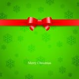 Weihnachtsvektorhintergrund Stockfotografie