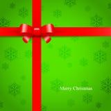 Weihnachtsvektorhintergrund Stockfoto