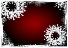 Weihnachtsvektorhintergrund Stockfotos