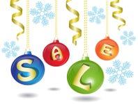 Weihnachtsverkauf Lizenzfreie Stockbilder