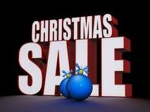 Weihnachtsverkauf Stockbilder