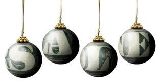 Weihnachtsverkauf Stockfotos