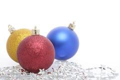 Weihnachtsverzierung Stockbilder