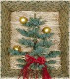 Weihnachtsvorbereitungen Stockbild