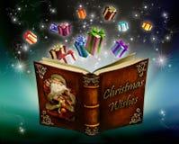 Weihnachtswünsche Vektor Abbildung