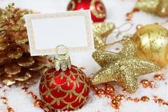 Weihnachtswünsche stockbilder