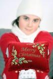 Weihnachtswünsche Stockbild