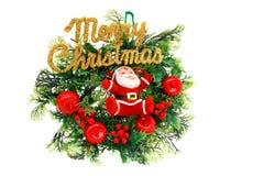 WeihnachtsWreath Stockbilder