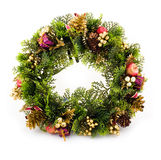 Weihnachtswreath Lizenzfreie Stockfotografie