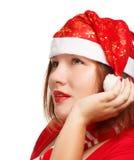 Weihnachtswunsch Stockfotos