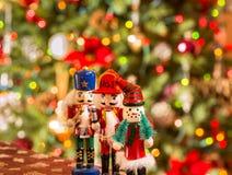 Weihnachtszahlen Lizenzfreie Stockbilder