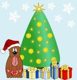 Weihnachtszeit Stockbild