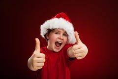 Weihnachtszeit - OKAYzeichen Stockfoto