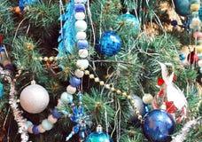 Weihnachtszusammensetzung lizenzfreie stockfotos