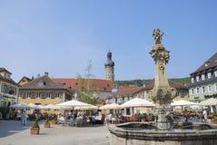 Weikersheim Royalty Free Stock Photo