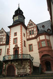 Weilburg castle Royalty Free Stock Image