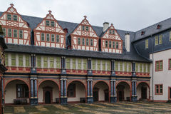 Weilburg castle, Germany Royalty Free Stock Image