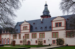 Weilburg castle, Germany Royalty Free Stock Photography