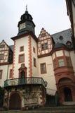 Weilburg Schloss lizenzfreies stockbild