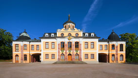Weimar Belvedere Castle, Thuringia, Germany Stock Images
