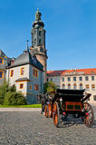 Weimar castle Stock Images