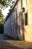 Weimar que construye a Charlotte von Stein en sol de la mañana imagenes de archivo