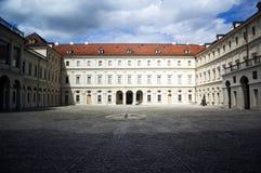 Weimar Schlossmuseum Royalty Free Stock Image