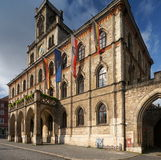 Weimar Town Hall Stock Photography