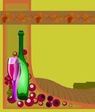 Wein lizenzfreie abbildung