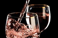 Wein Stockfoto