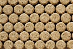 Wein bekorkt Ende lizenzfreies stockfoto