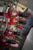 Wein bottels lizenzfreies stockfoto