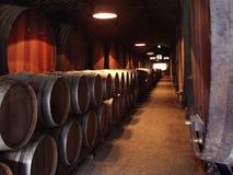 Wein Celler Lizenzfreie Stockfotos