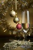 Wein. Champagne Stockfotografie
