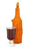 Wein der Hausvorbereitung Stockbild