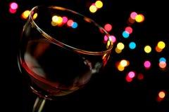 Wein in der Party. Stockfotografie