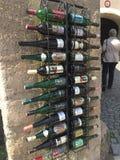 Wein des Wachau Stockbild