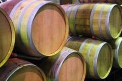 Wein-Fässer Lizenzfreie Stockbilder