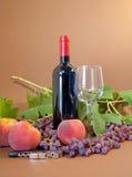 Wein für jede Gelegenheit Stockfotografie