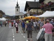 Wein-Festival Stockfotografie