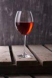 Wein Flacher DOF getrenntes OM waite Lizenzfreie Stockfotos