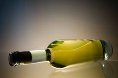 Wein-Flasche Lizenzfreies Stockfoto