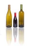 Wein-Flaschen Lizenzfreies Stockbild