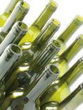 Wein-Flaschen Lizenzfreie Stockbilder