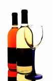 Wein-Hintergrund-Design Lizenzfreies Stockfoto