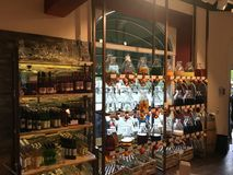 Wein Kontor Fotografia Stock